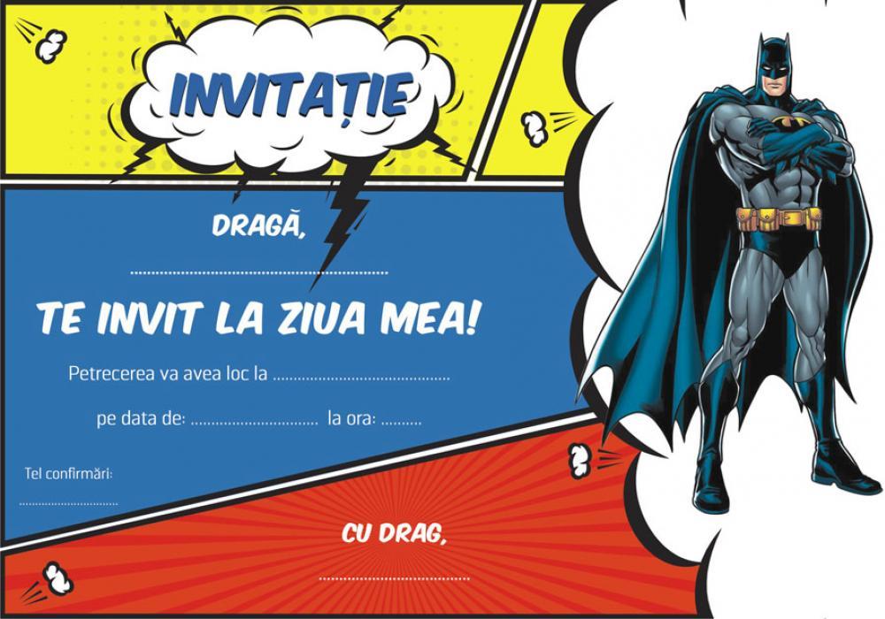 Invitatii onomastice