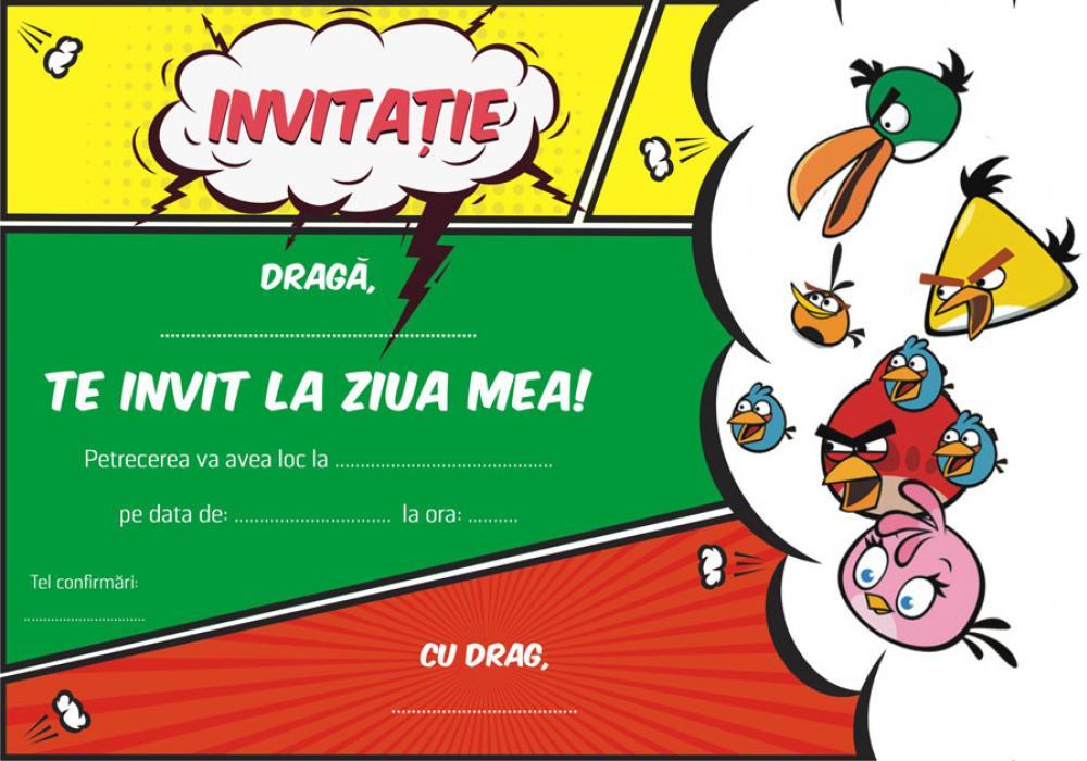 Invitatii petreceri