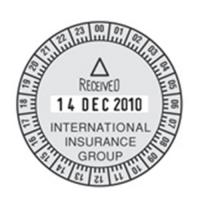 Stampila Printer R 40 Dater mostra